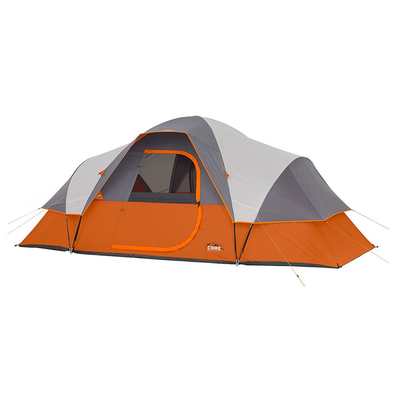 Core - 9 Person Extended Dome Tent