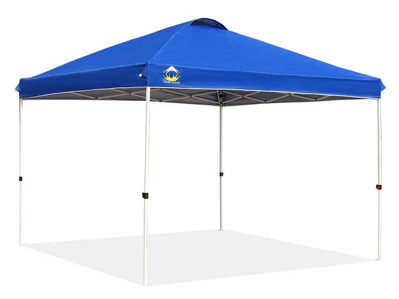 Crown Shades 10 x 10 Portable Canopy