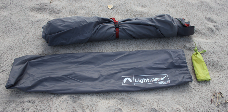 Lightspeed Outdoors Sun Shelter Components