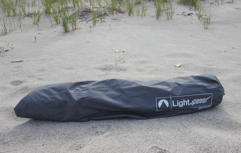 Unboxing The Lightspeed Outdoors Sun Shelter