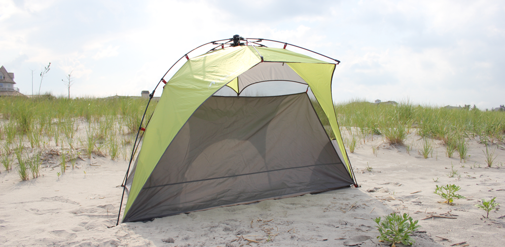 Lightspeed Outdoors Sun Shelter sealed